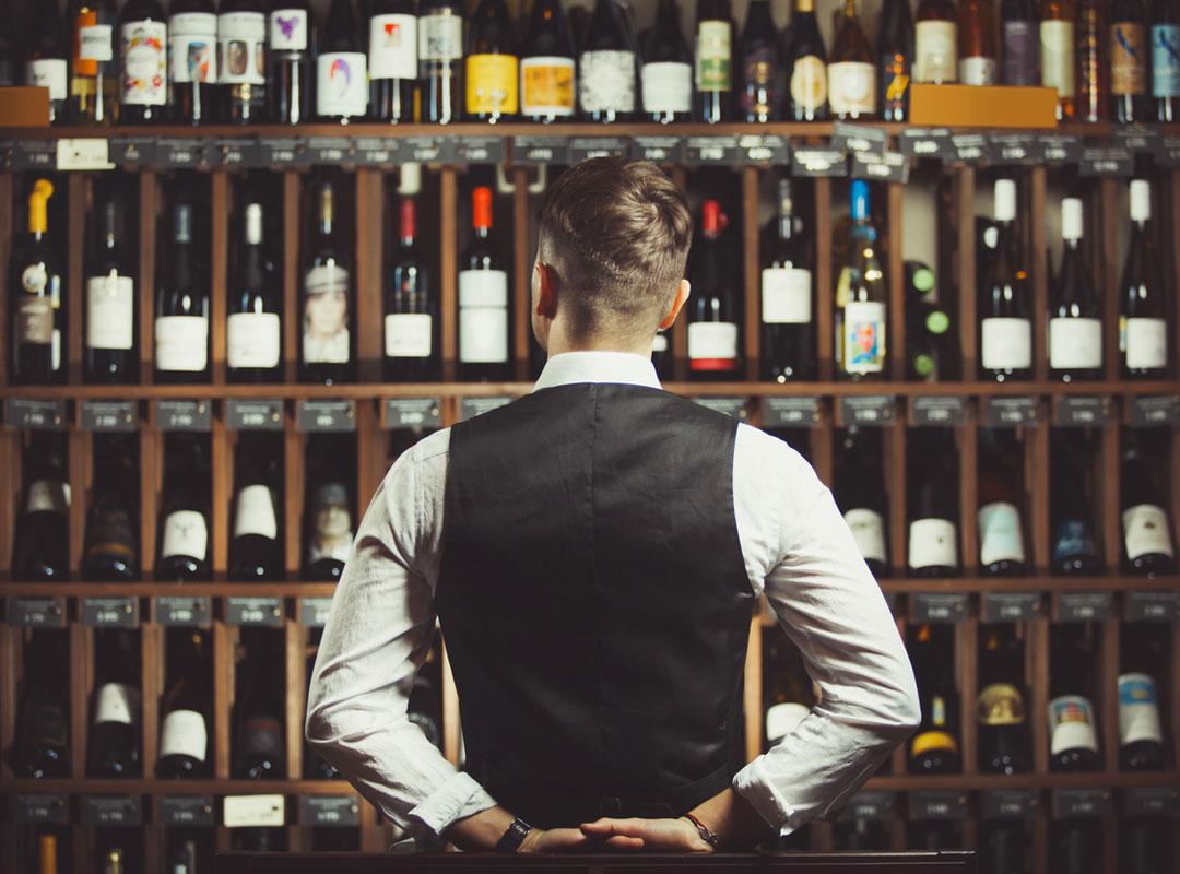 Vin varumärken